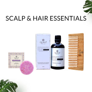 Scalp & Hair Essentials
