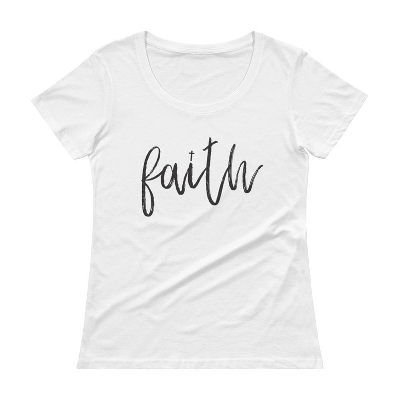 Women's Christian V-Neck tshirt