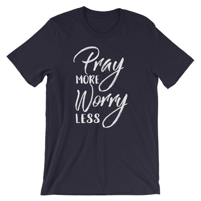 Women Christian Short-Sleeve Unisex T-Shirt - Mirela's Tshirts