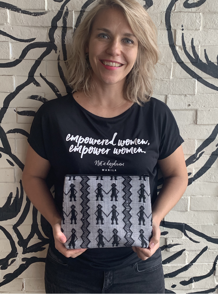 Empowered women t-shirt Black