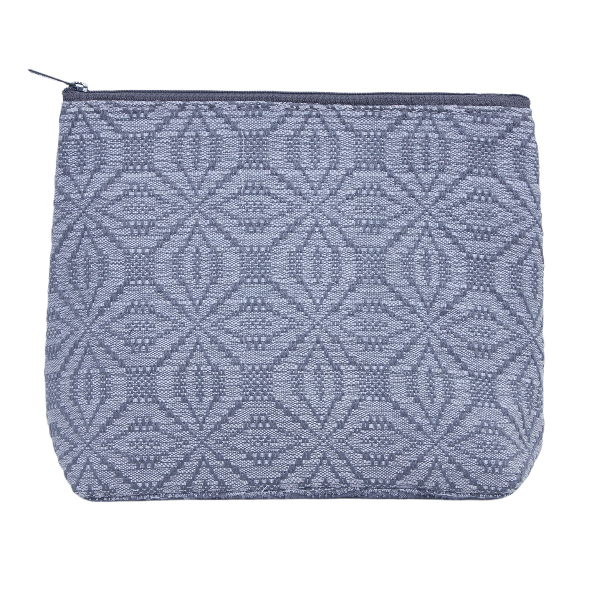 Grey Lollipop Pouch