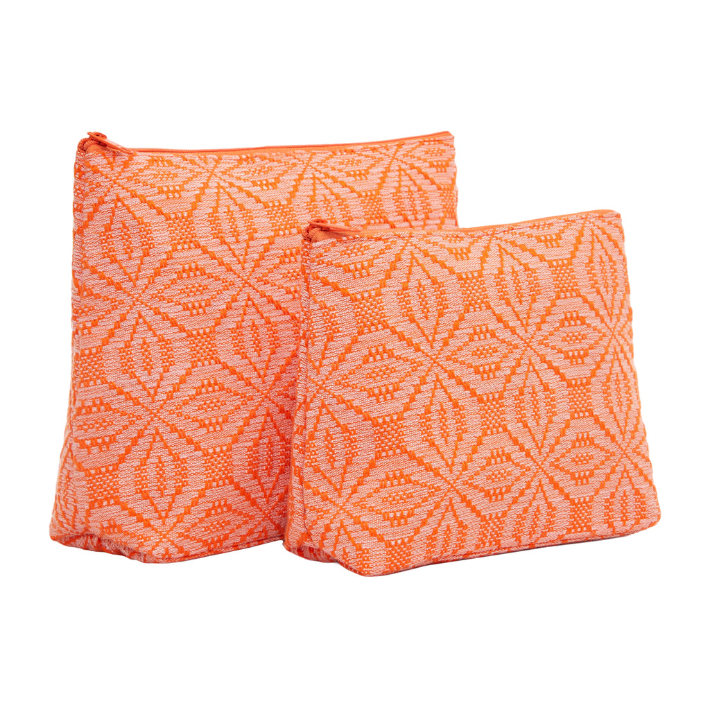 Orange Lollipop Pouch