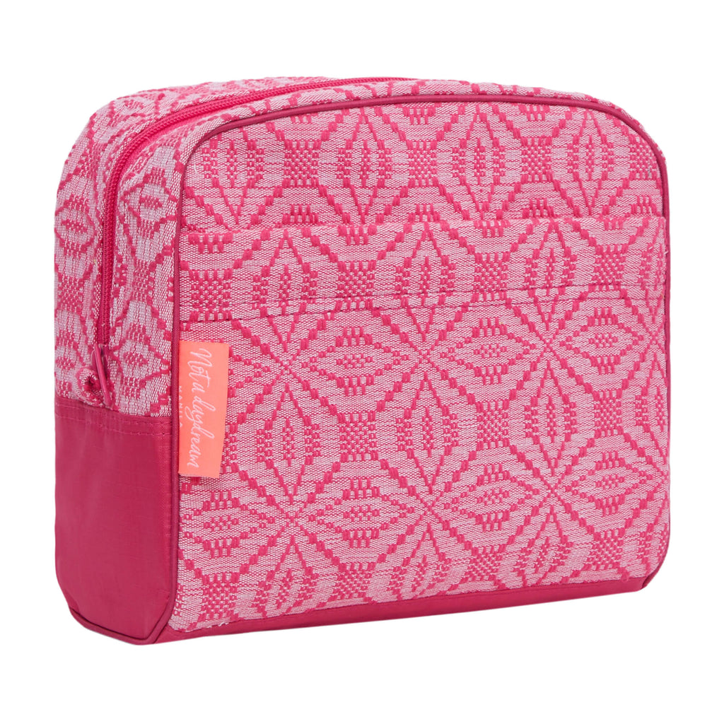 Fuchsia Pink Lollipop Travel Kit