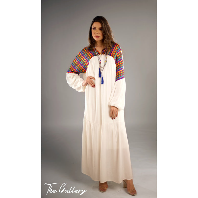 Koresha Indian dress