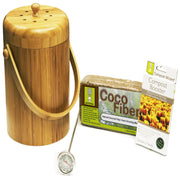 Compost Wizard Bamboo Starter Kit