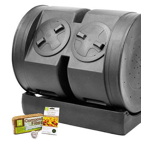 Compost Wizard Dual Senior Starter Kit