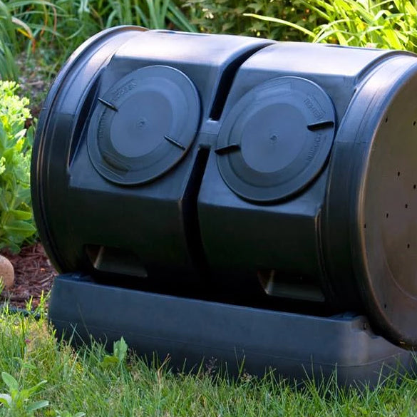 Compost Wizard Dueling Tumbler Good Ideas Inc