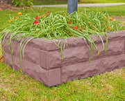 Garden Wizard 2 Foot Stone Landscape Border Wall