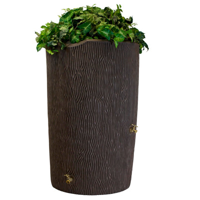 Impressions 90 Gallon Bark Rain Saver
