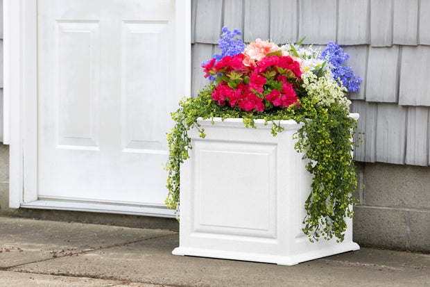 "Savannah 20"" Square Planter Box"