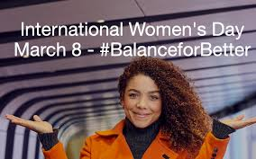International Women's Day 2019 #BalanceForBetter