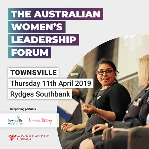 Join Woman Rising And Tracey Spicer AM at the Women's Leadership Forum