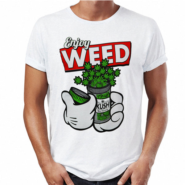 Enjoy Weed T-Shirt