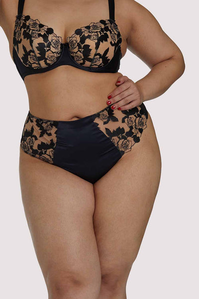 Dita Von Teese, Rosabelle - String Taille Haute (Grande Taille)
