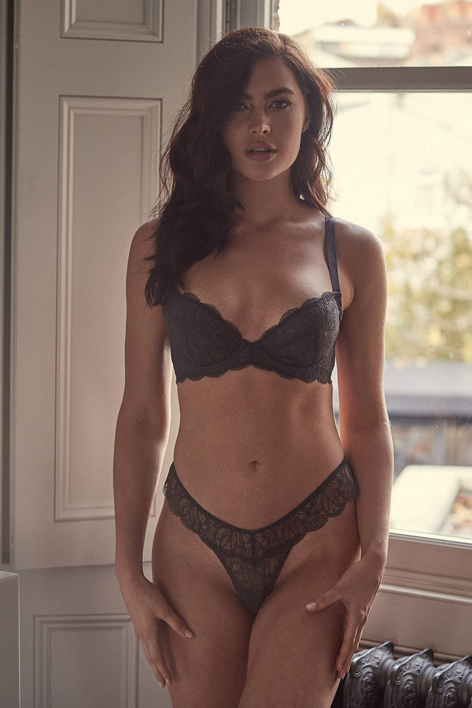 Wolf & Whistle Lace everyday bra
