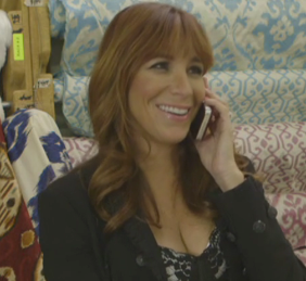 Jill Zarin in new Maybelline video