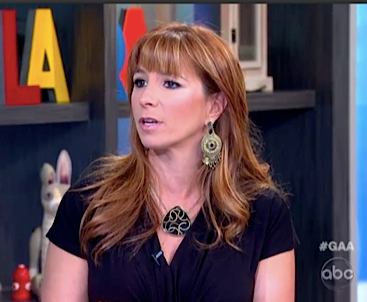 Jill Zarin On Good Afternoon America August 7, 2012
