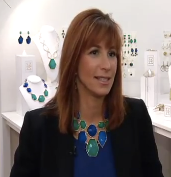 Jill Zarin On Telemundo TV