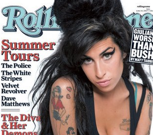 Amy Winehouse RIP