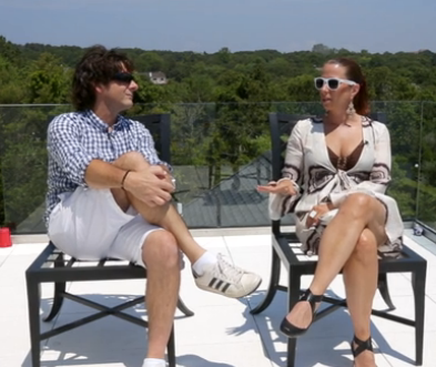 Jill Zarin On NBC's Kelsey On The House