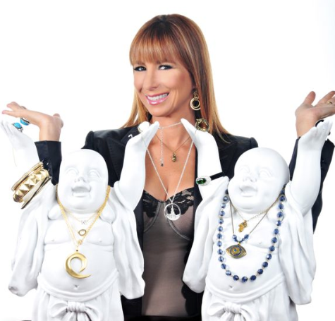 Jill Zarin Jewelry Giveaway! Win A Laughing Buddha Ring!