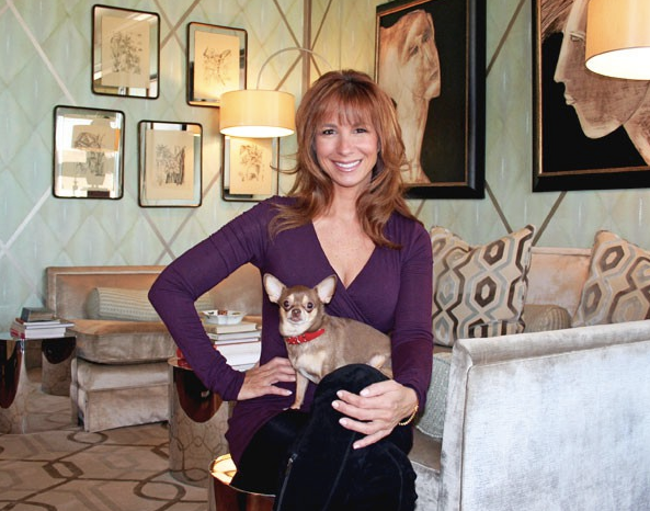 Jill Zarin Home Tour
