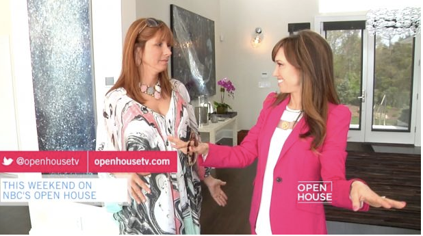 Jill Zarin On Open House TV March 1st and 2nd