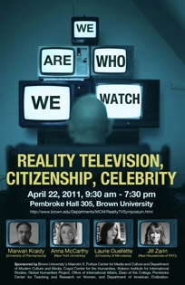 Brown University Reality Television Symposium