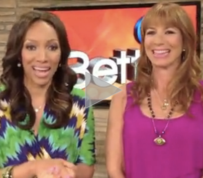 Jill Zarin Co-Hosts Better TV July 31, 2012