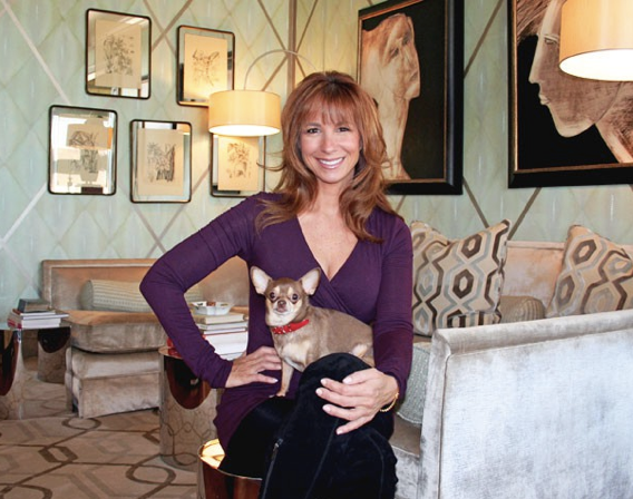 Fabulous Photographs Of Jill's Home On She Knows.com