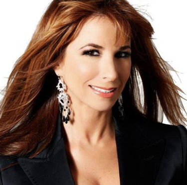 Jill Zarin at Rutgers University April 19, 2012