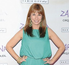 Jill Zarin in FN Housewives On The Move