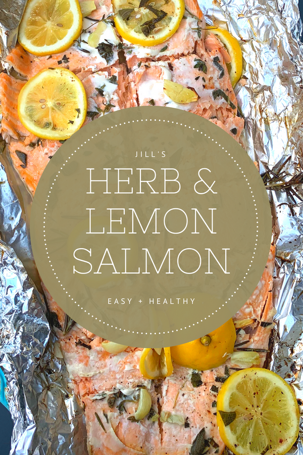 Baked Salmon in Foil | Easy, Healthy Recipe