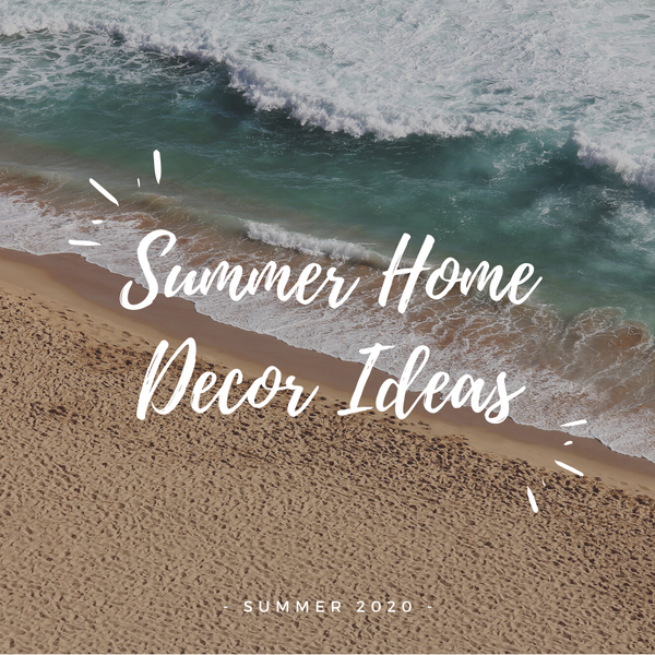 Decorating Your Home for the Summer