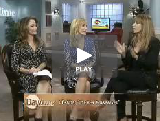 Jill Zarin on Daytime TV Show