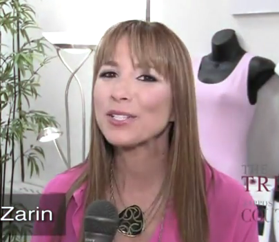 Jill Zarin On The Trend On Zappos Couture