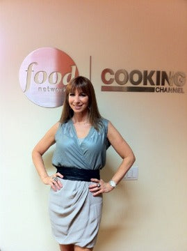 Jill Zarin On Iron Chef America 12/25!