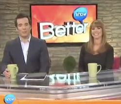 Jill Co-hosting Better TV