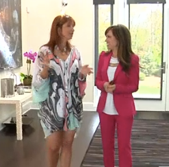 Jill Zarin On NBC Open House