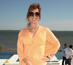 Jill Zarin Returns To QVC UK With Skweez Couture