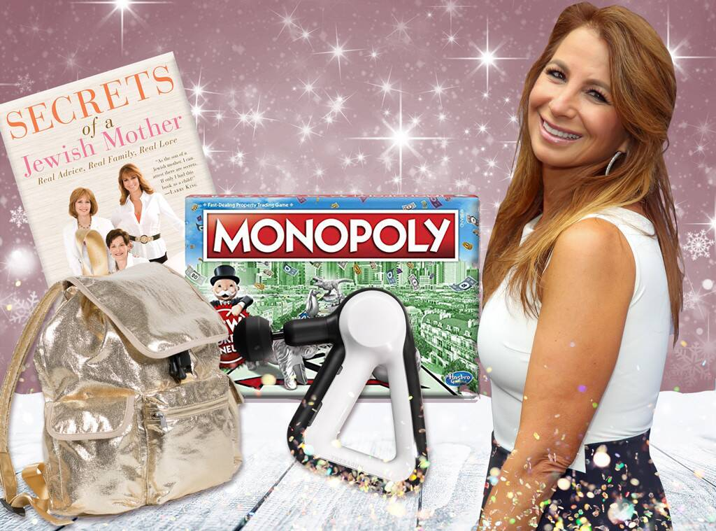 Jill Zarin's E! News Holiday 2019 Gift Guide!