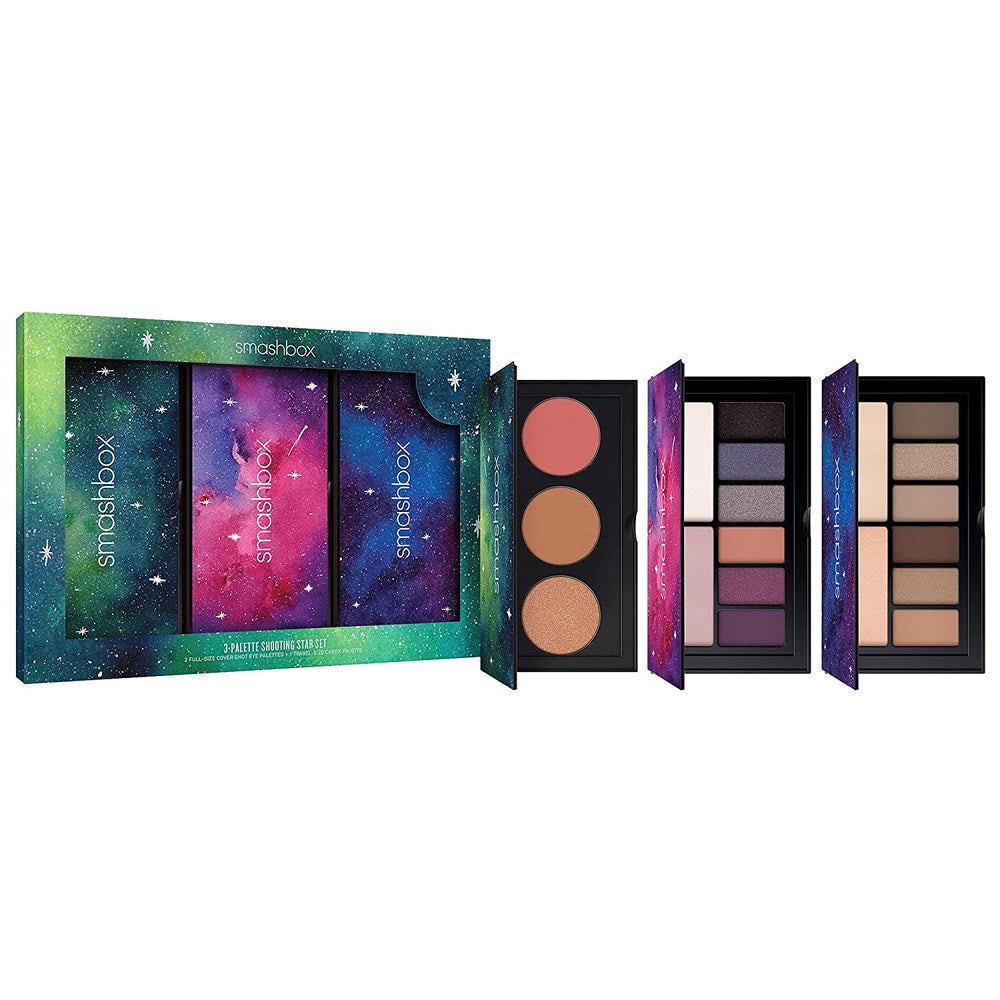 Smashbox 3-Palette shooting star set