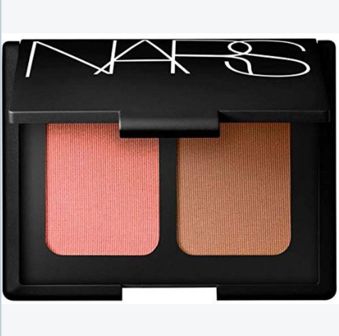 NARS Limited Edition blush bronzer duo in orgasm