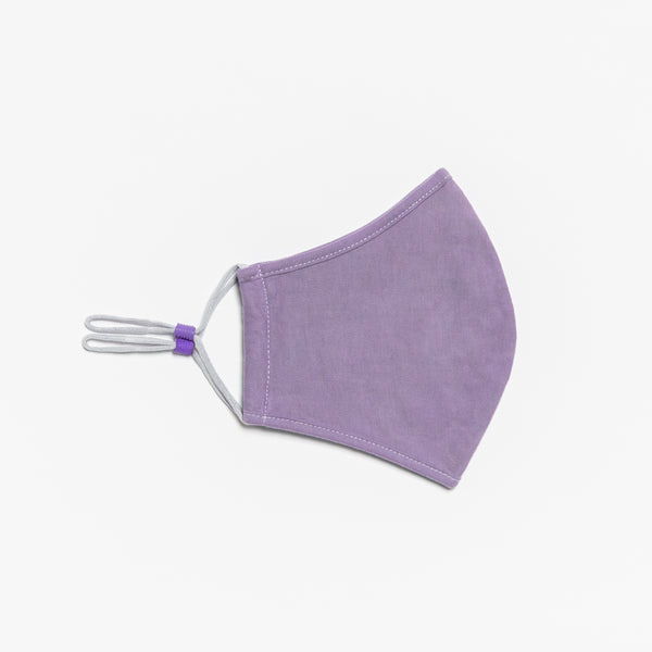 Violet Fashion Face Mask