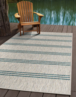 anguilla outdoor rug grey