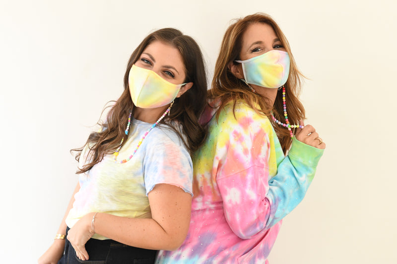 Tie-Dye Mask Bestsellers, Set of 3 (Value of $75)