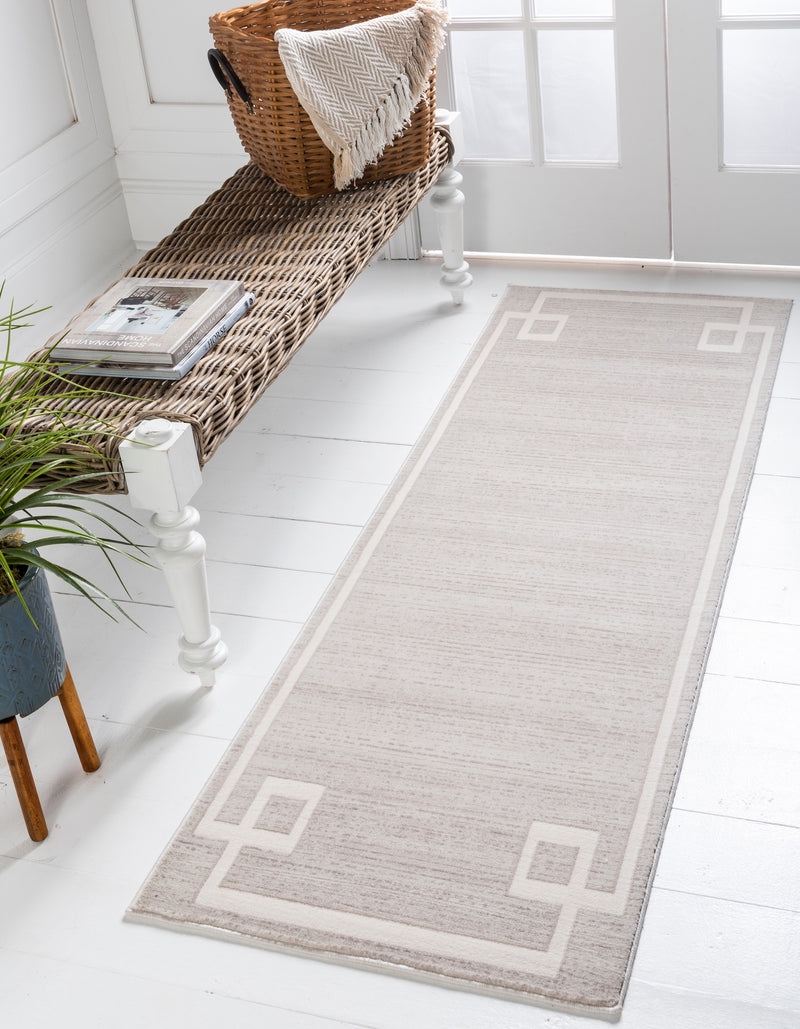 Lennox Hill beige indoor rug