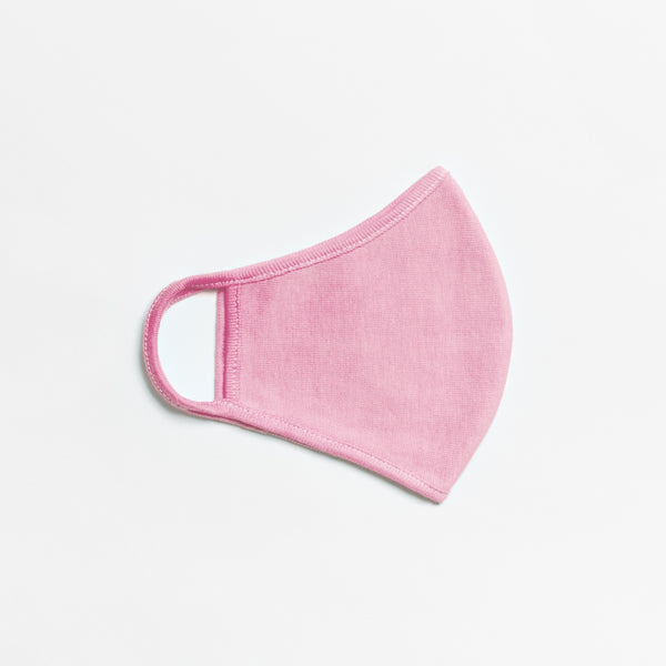 Baby Pink Fashion Face Mask