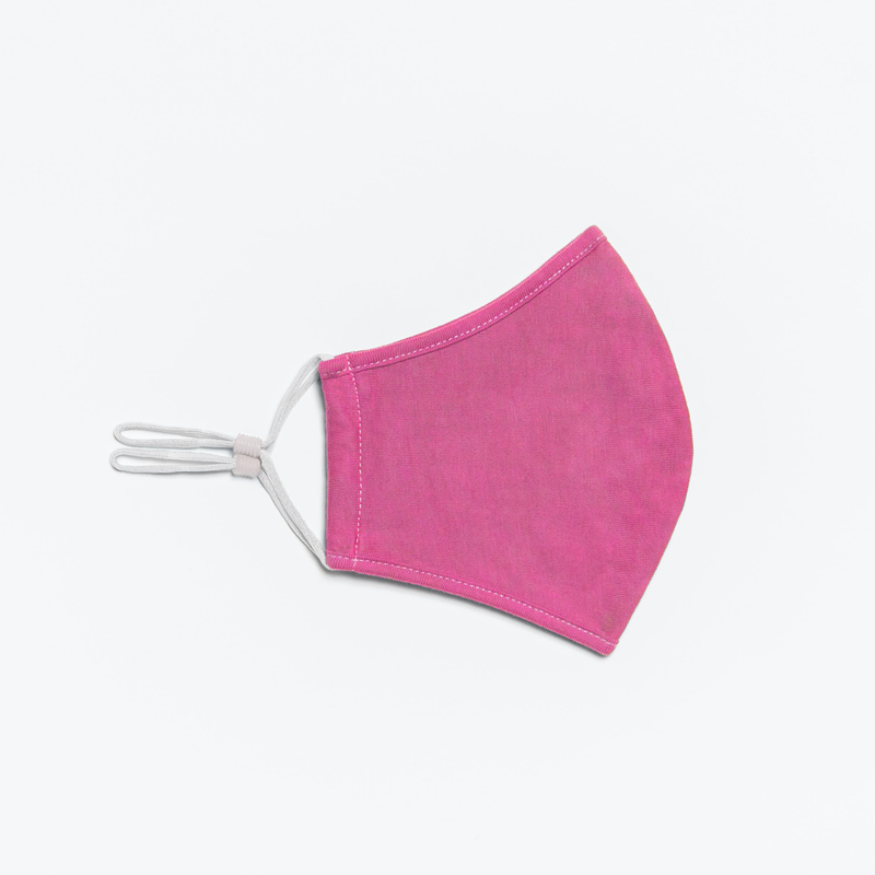 Fuchsia Fashion Face Mask