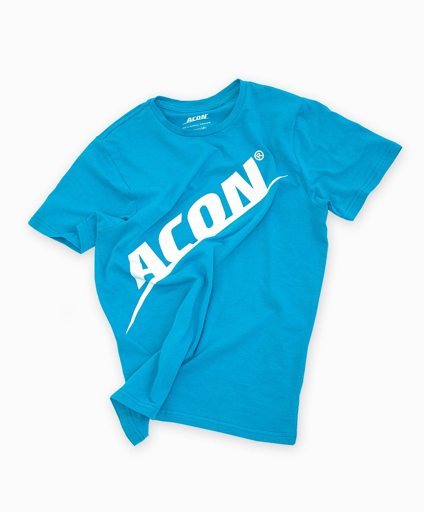 ACON T-Shirt Regular, Blå - acon-se